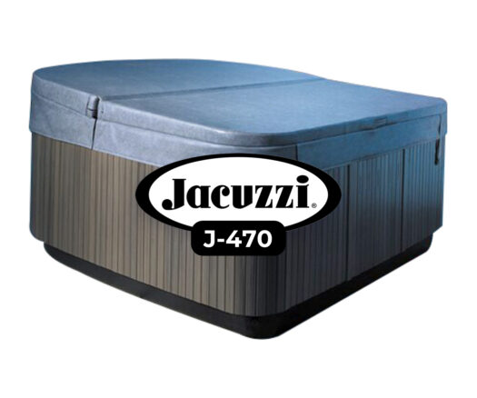 Jacuzzi J-470 Hot Tub Cover