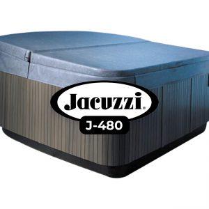 Jacuzzi J-480 Hot Tub Cover