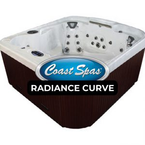 Coast Spas Radiance Curve Hot Tub Cover