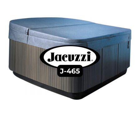 Jacuzzi J-465 Hot Tub Cover