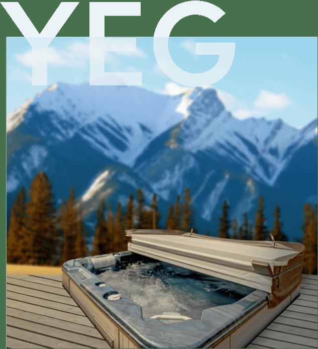 Edmonton Hot Tub Cover